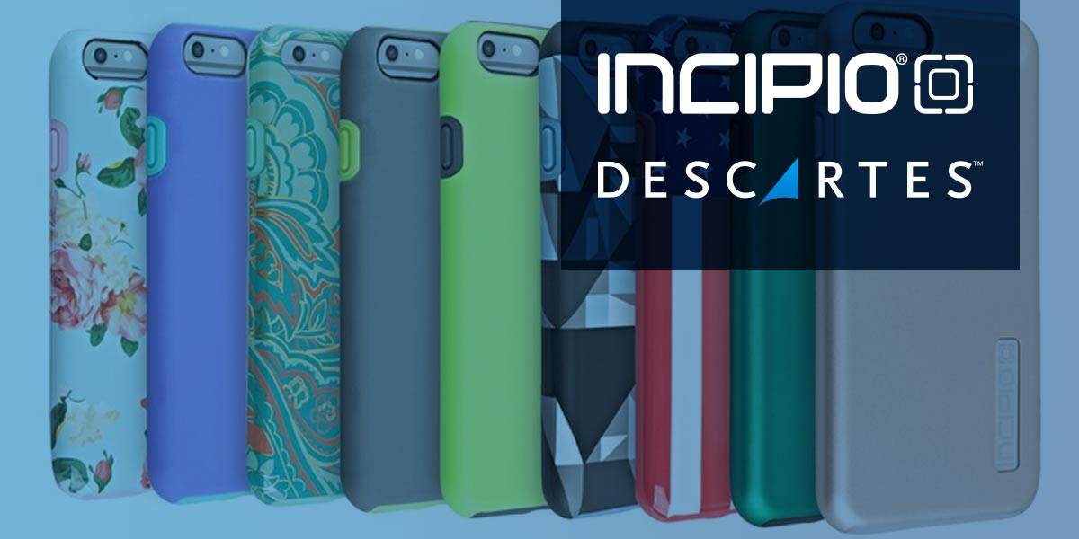 Incipio uses Descartes NetSuite -WMS integration to automate shipping