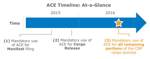 Automated Commercial Environment (ACE) at a Glance