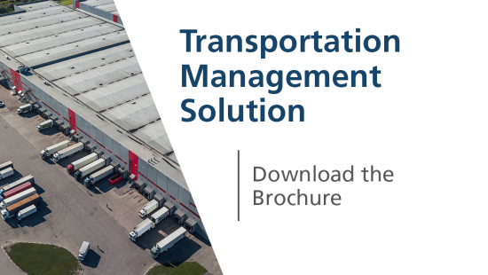 Transportation Mangement Brochure Cover