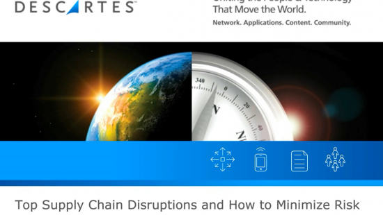 image - top supply chain disruptions