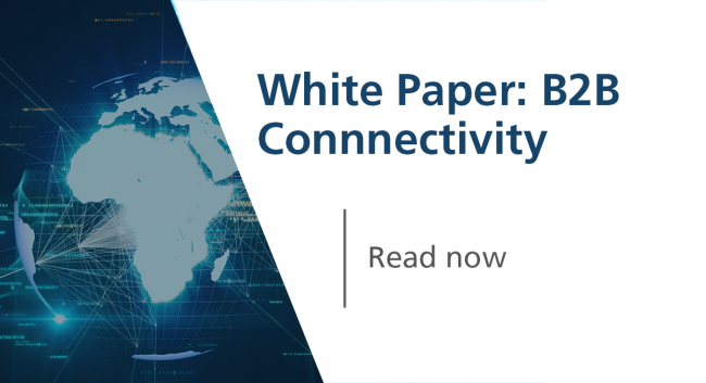 Descartes White Paper B2B Connnectivity
