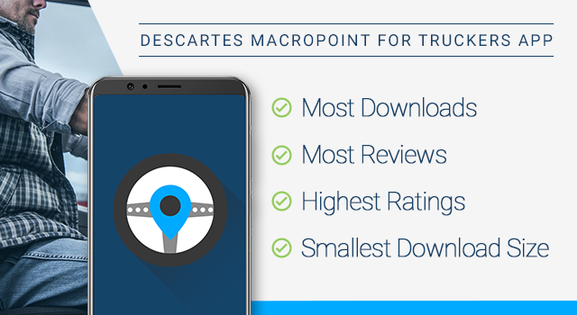 Descartes MacroPoint for Truckers App image