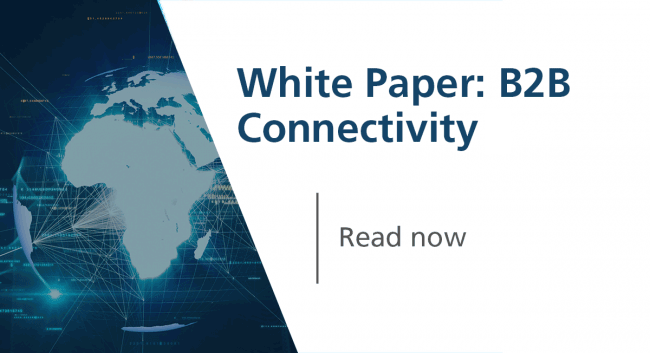 B2B white paper connectivity