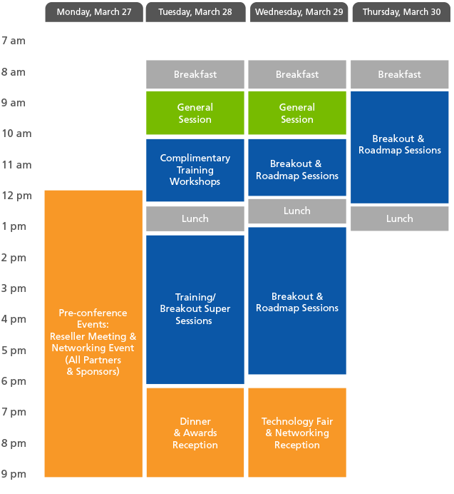 Conference Agenda – Conference Agenda
