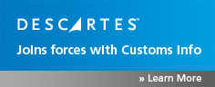 Descartes Joins with Customs Info