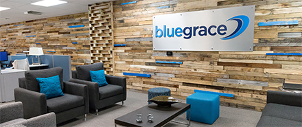 BlueGrace Logistics Interior