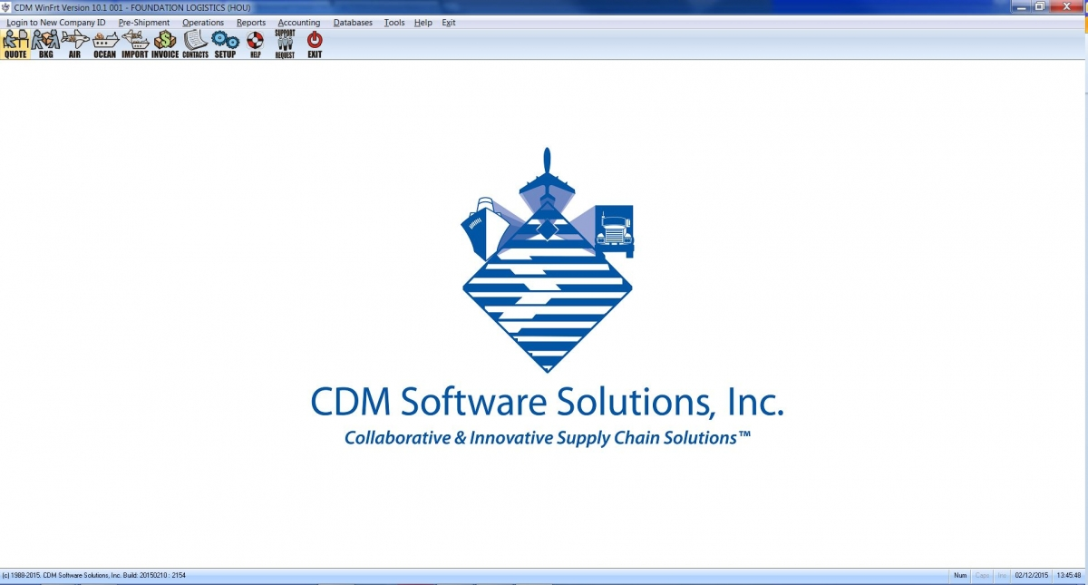 CDM Software Colutions, Inc