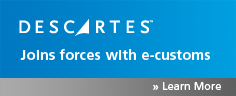 Descartes Acquires e-customs