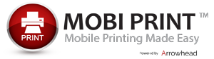 MOBIPRINT by Arrowhead