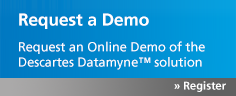 Descartes Datamyne™ - Request a Demo