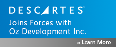 Descartes Joins Forces with Oz Development Inc